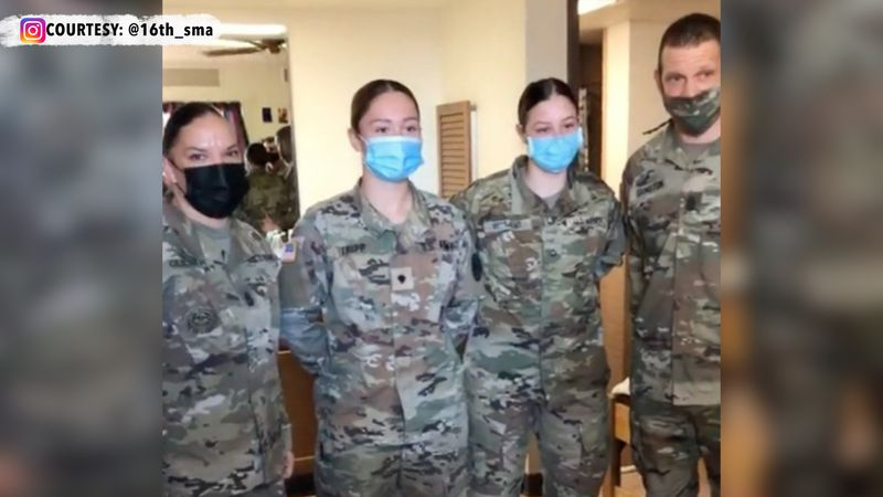 The Sergeant Major of the Army took some time out of a recent trip to Fort Hood so that he...