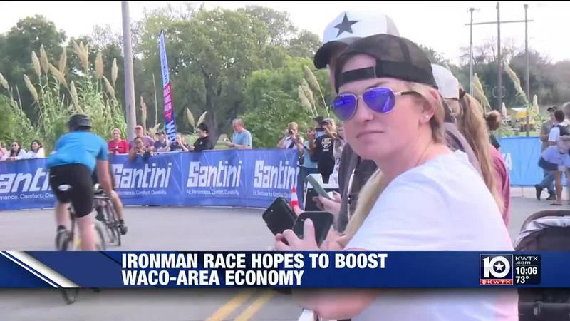 Ironman race aims to boost Waco economy