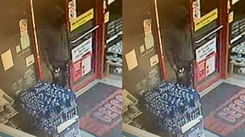 Temple Police search for robbery suspect