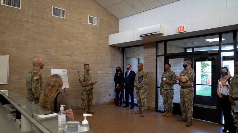 Fort Hood launches an effort to address sexual assault, suicide by opening the People first...