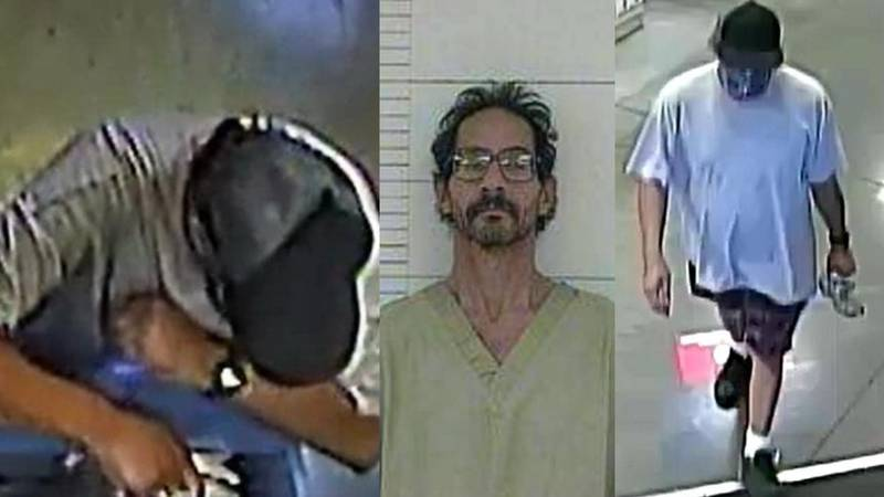 Delbert Bustos, 63, of Azle, is charged in the Sept. 3 robbery of the H-E-B in Woodway.