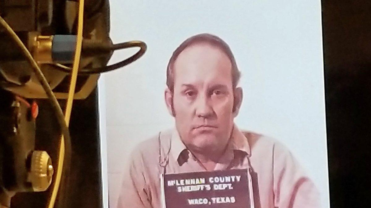 Talmadge Wayne Wood died in 2014. (Sheriff's office photo)
