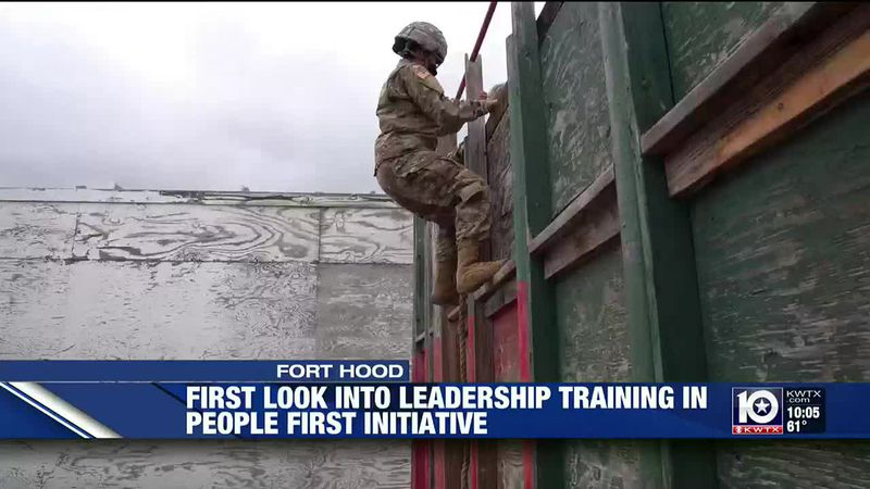 Fort Hood gave some inside access Wednesday into the 13th Expeditionary Sustainment Command's...