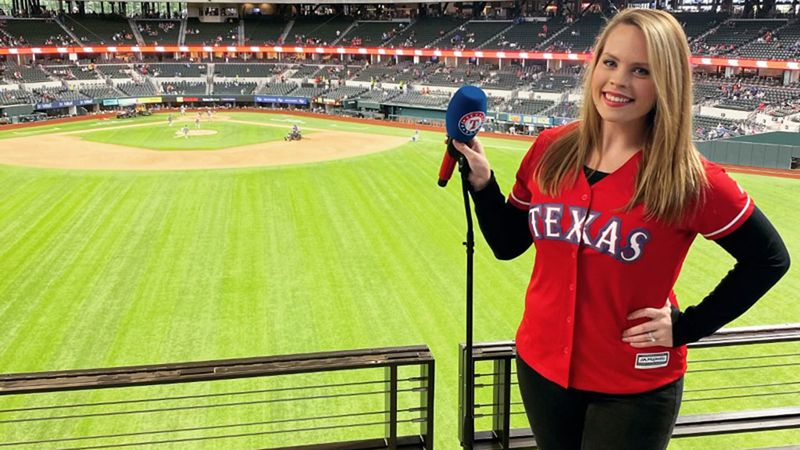 Holly Tucker sang the national anthem before the game, and  during the seventh inning stretch...