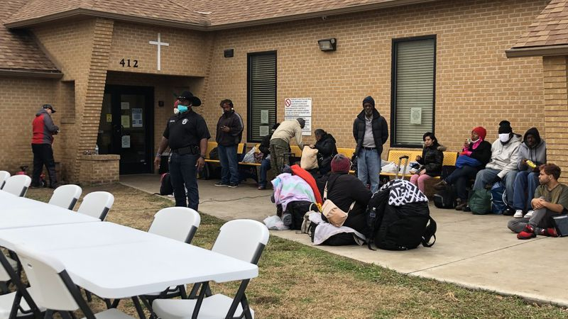 The Abundant Life Church of God and Top Flow music donated more than 100 free meals to the...