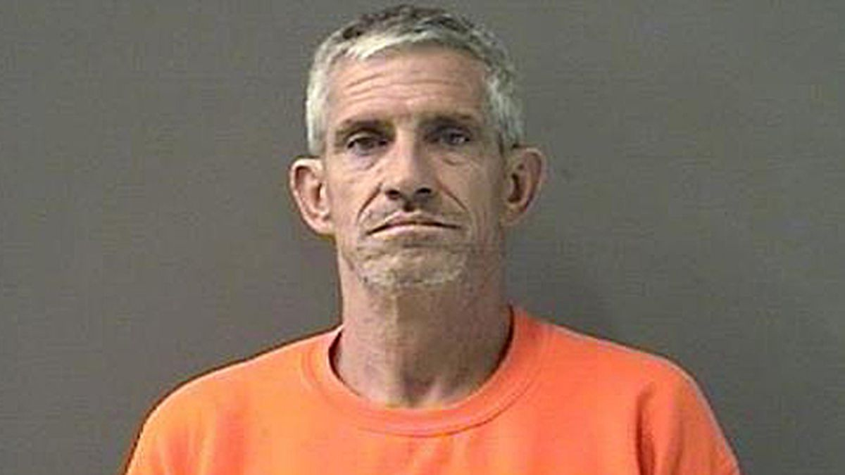 Robin Jude Bucek. (Jail photo)