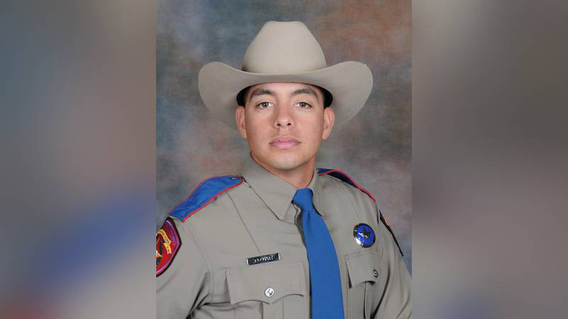 Trooper Juan Rojas Tovar is in serious but stable condition according to DPS