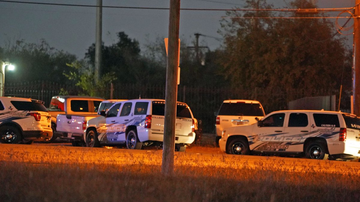 A stretch of a busy Central Texas roadway was closed Monday evening and nearby residents were...