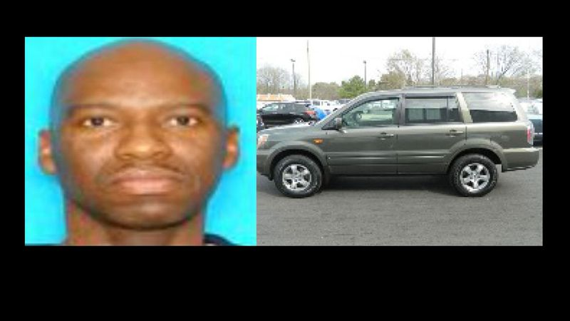 Richard Hays may be driving a metallic green 2006 Honda Pilot with Texas license PBC8905.