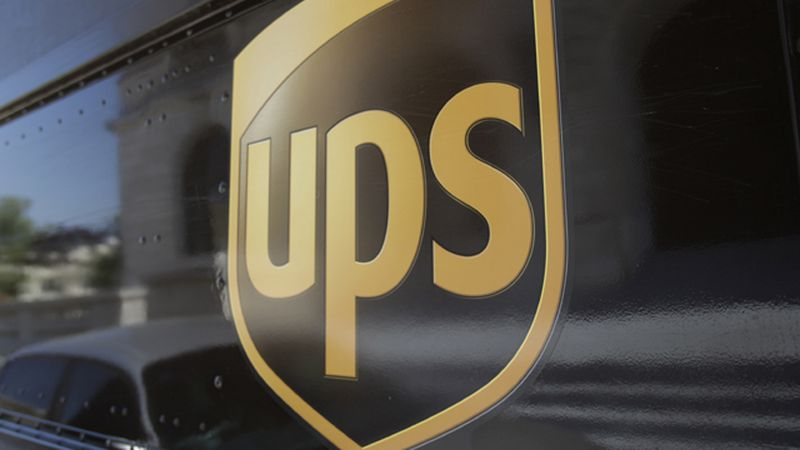 A Central Texas UPS driver and delivery truck were hit by a shotgun blast Friday afternoon...
