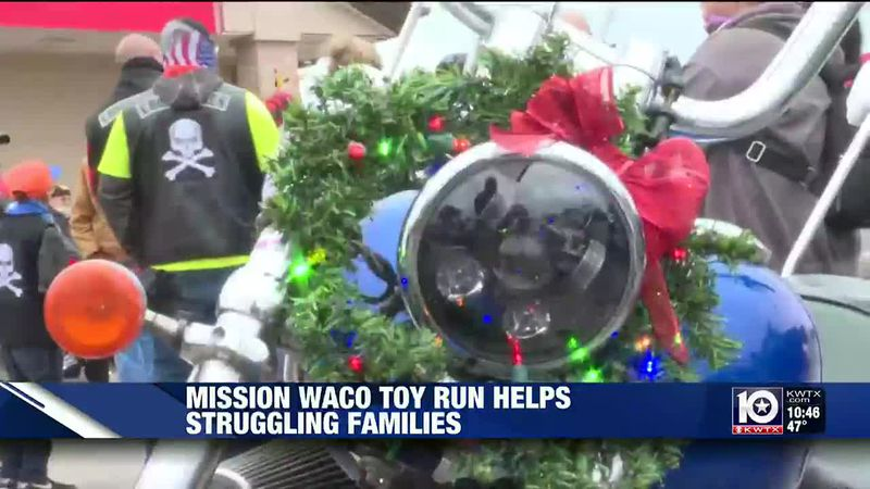 With COVID-19 hitting many Central Texas families hard this holiday season, Mission Waco and...