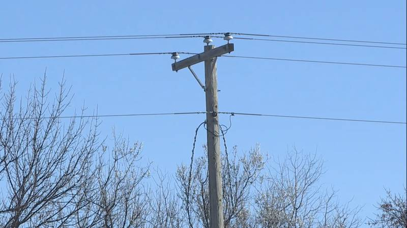 Power outages could continue through Tuesday