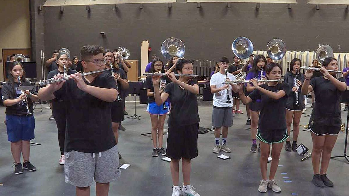 Counselors say extracurricular activities can help students cope with social and academic...