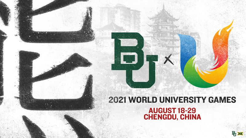 Bears will become fifth NCAA team to represent USA in World University Games.