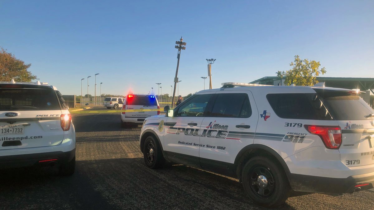 Police were investigating after a cleaning crew found a body inside a pickup truck Tuesday...