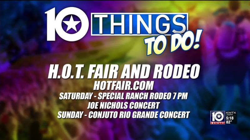 10 Things To This Weekend: October 15-17