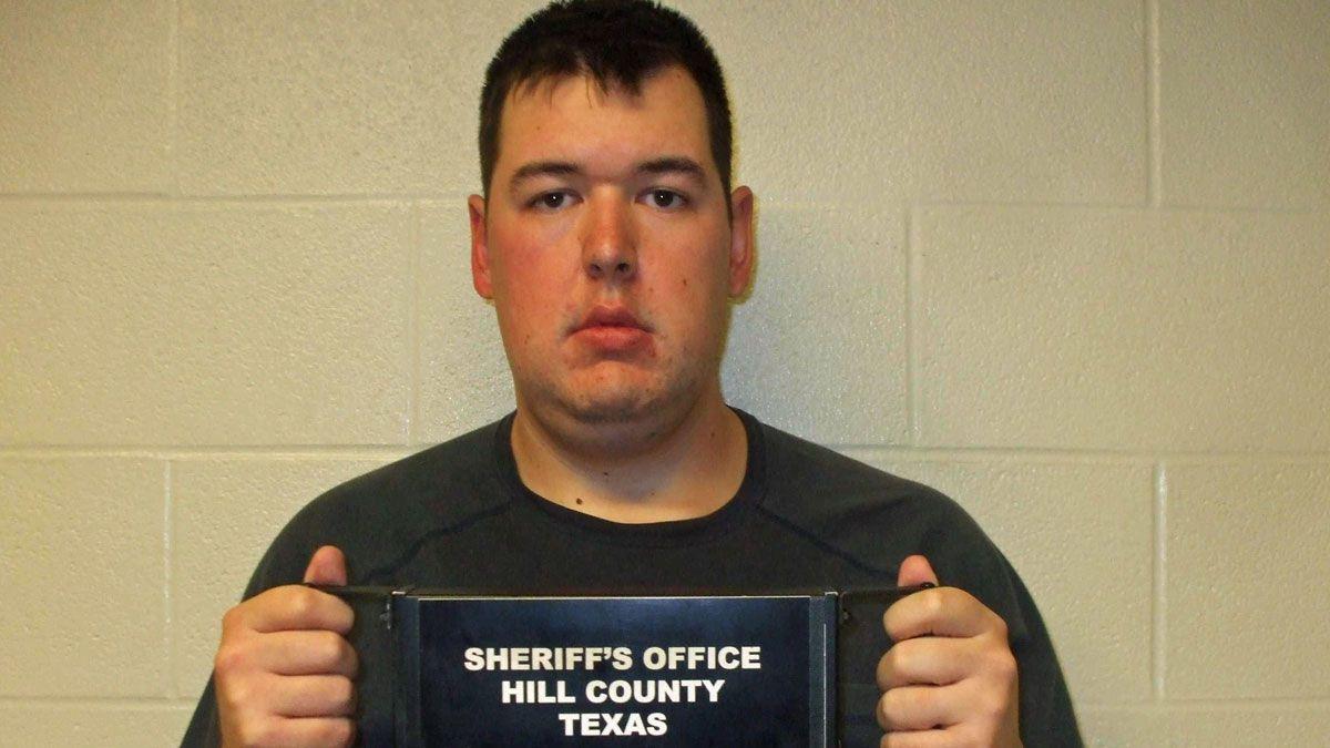 Benjamin William Nelson. (Jail photo)