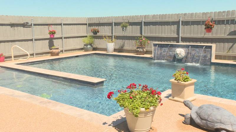 Pool owners still finding damage from winter storm