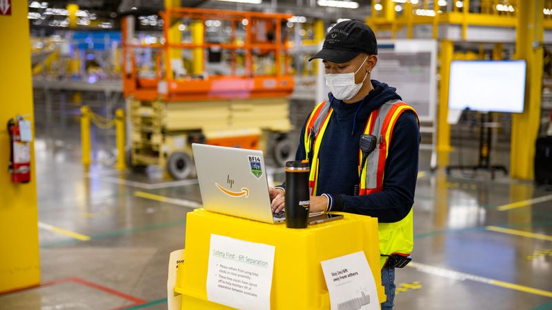 Amazon's Waco fulfillment center will employ 1,000.