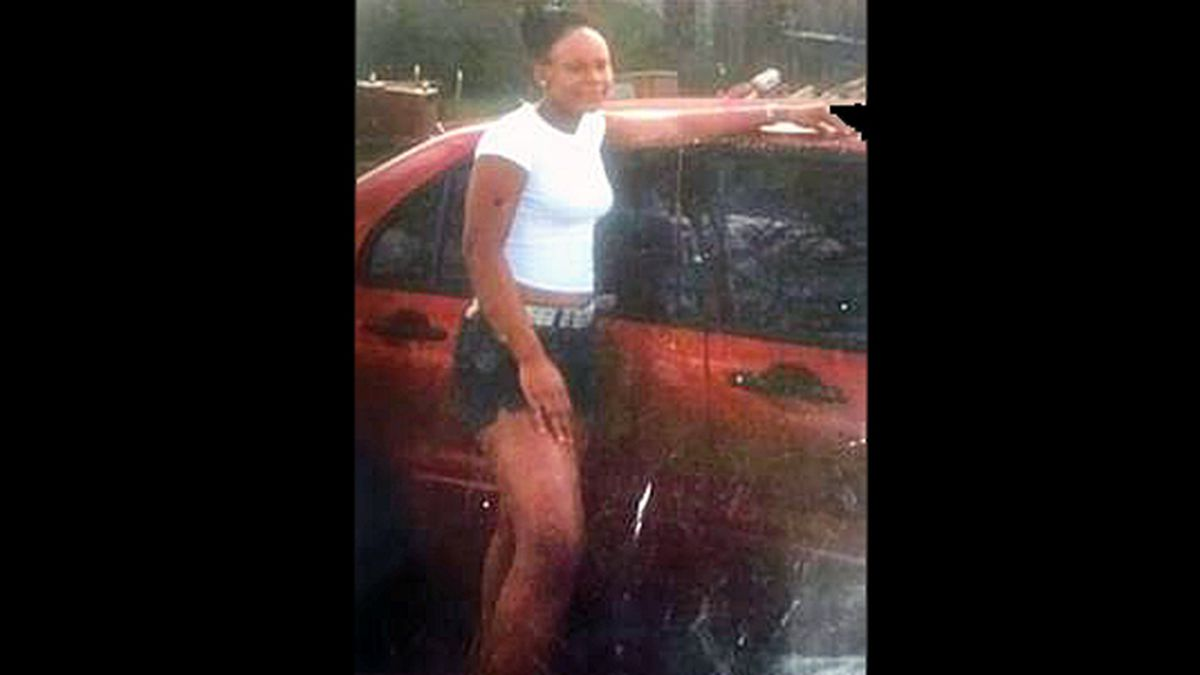 Katara Deboise Johnson, 21, drove to her home on North Dolan Street in Taylor on Aug. 25, 2004...