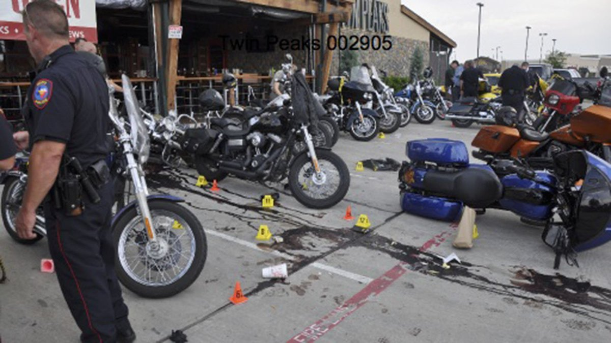 More than 150 people have now been indicted in connection with the Waco biker shooting. Nine...