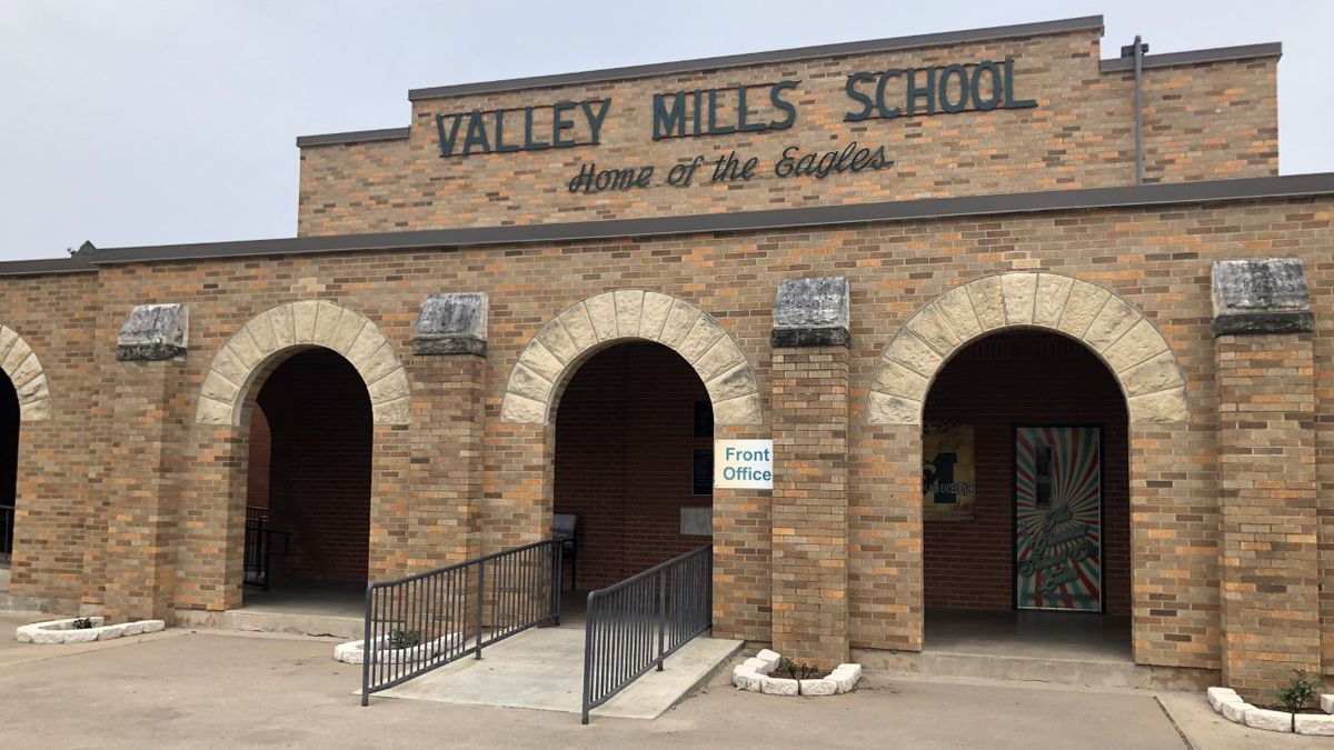 Valley Mills ISD students head back to school September 8.  The superintendent says about 85 percent plan to attend in person and 15 percent online.