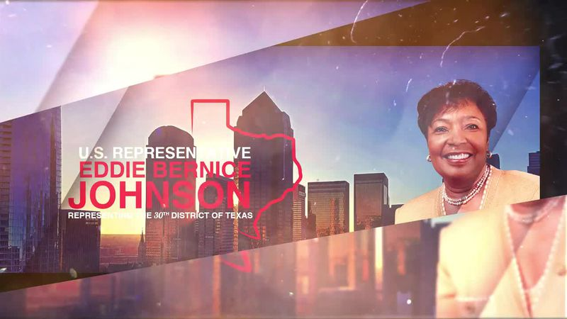 Congress woman Eddie Bernice Johnson serves in the U.S. House of Representatives for Texas'...