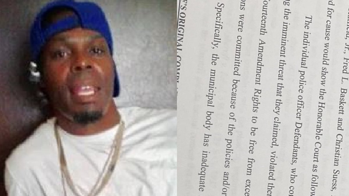 The mother of a Killeen man killed during a no-knock raid has filed a lawsuit.