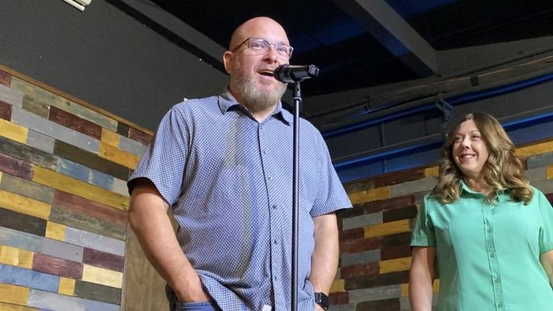 For the first time since the COVID-19 pandemic began, Central Texans can go to a comedy club,...