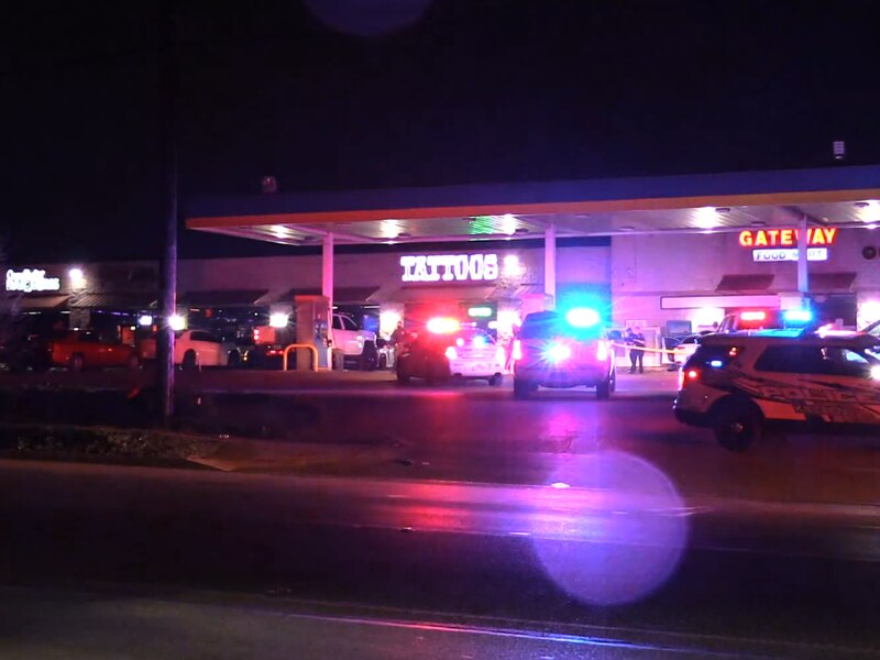 Early Sunday morning police responded to a nightclub shooting that put a woman in the hospital.