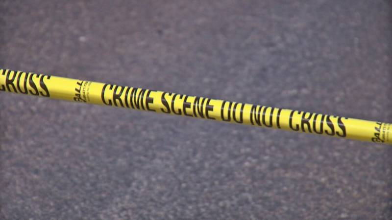 Charred remains were discovered Thursday in a burned vehicle behind a business in the 2002...