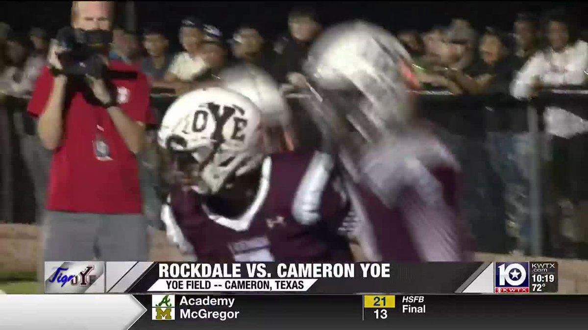 Cameron Yoe