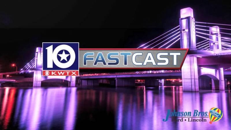fastcast waco bridge night