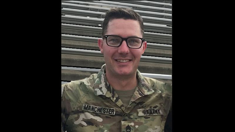 Texas National Guard Staff Sgt. Timothy Luke Manchester, 34, of Austin, has died while deployed...