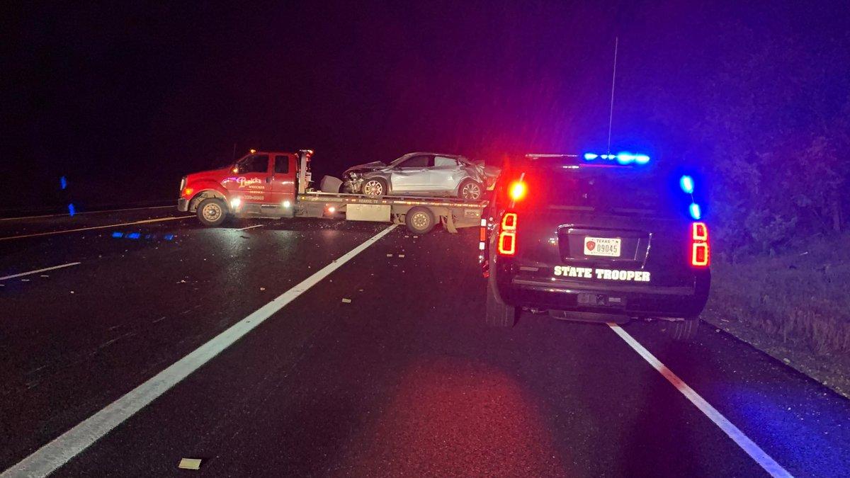 Robertson County rollover crash 7/23