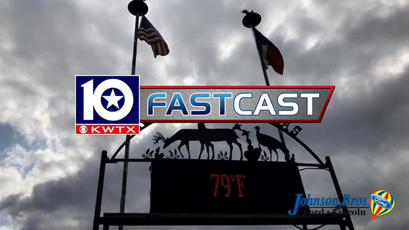 fastcast overcast warm muggy cloudy gateville