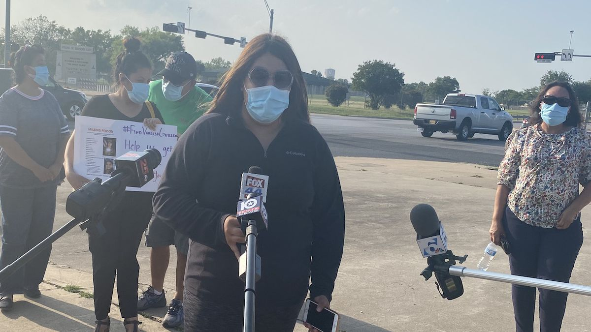 Family and friends of Vanessa Guillen push for answers in her disappearance.