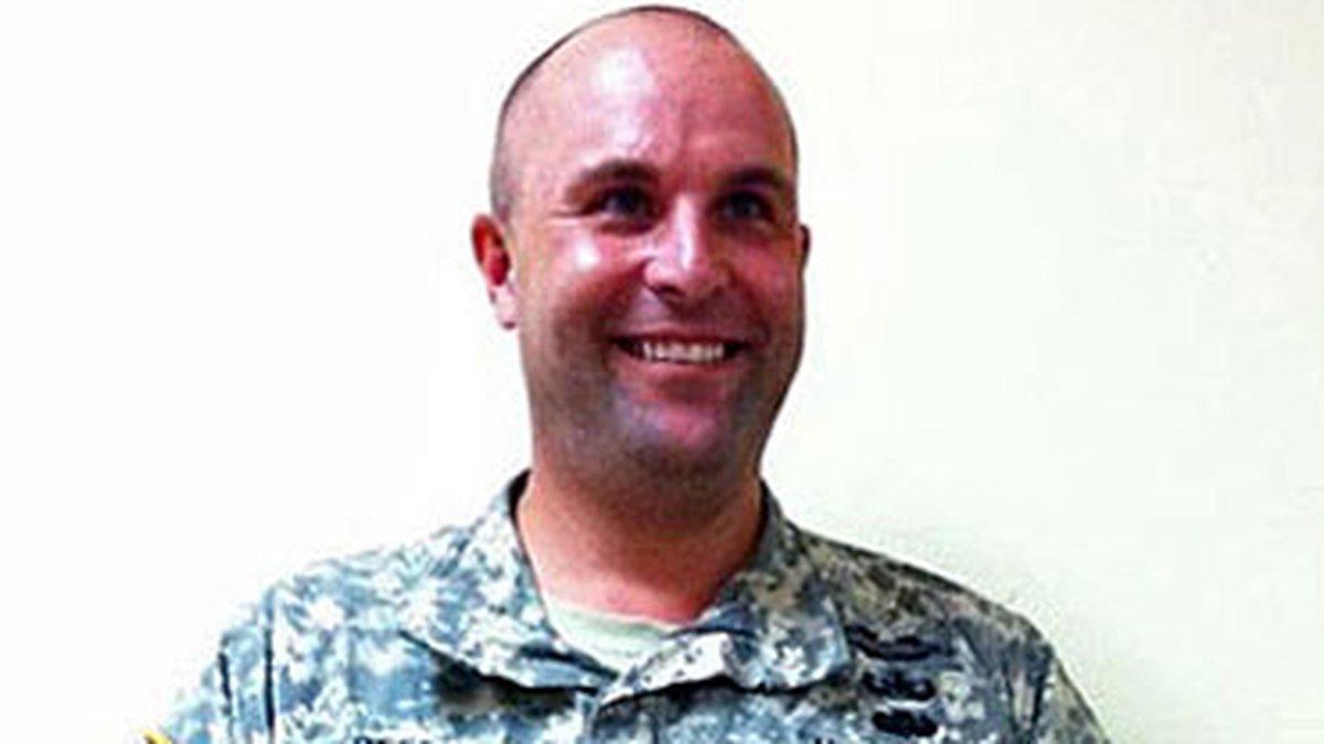 Staff Sgt. Brian Michael Reed. (Fort Hood photo)