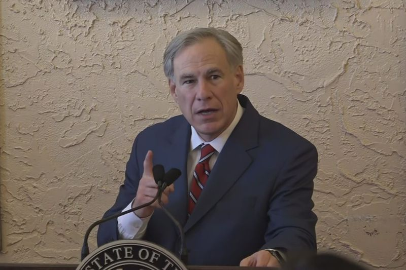 Governor Greg Abbott announced that he is lifting the statewide mask mandate and will allow...