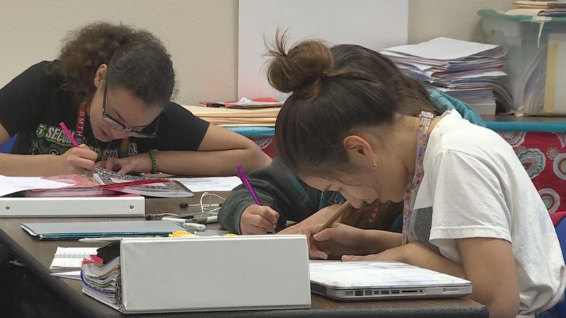 Students in Central Texas' largest school district return from winter break Wednesday. (File)