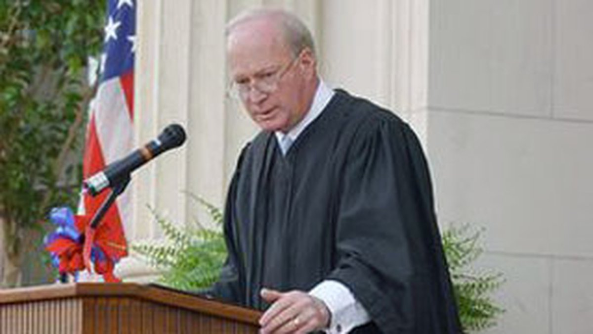 U.S. District Judge Walter S. Smith, Jr. (File)