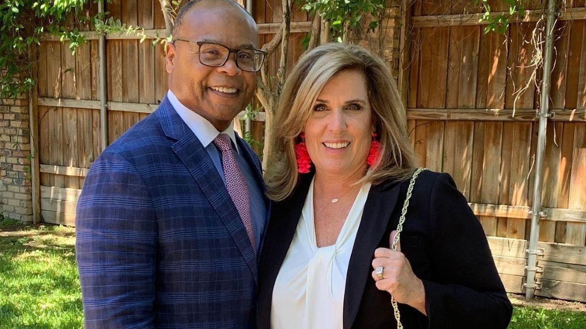 Mike and Kim Singletary. (Courtesy photo)