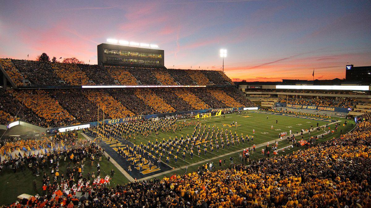 West Virginia University Milan Puskar Stadium. (File)
