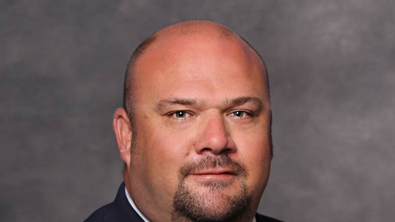 Shane Anderson is the head coach of the Midway football program
