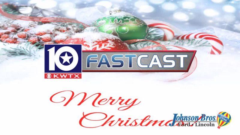 fastcast merry christmas holiday image