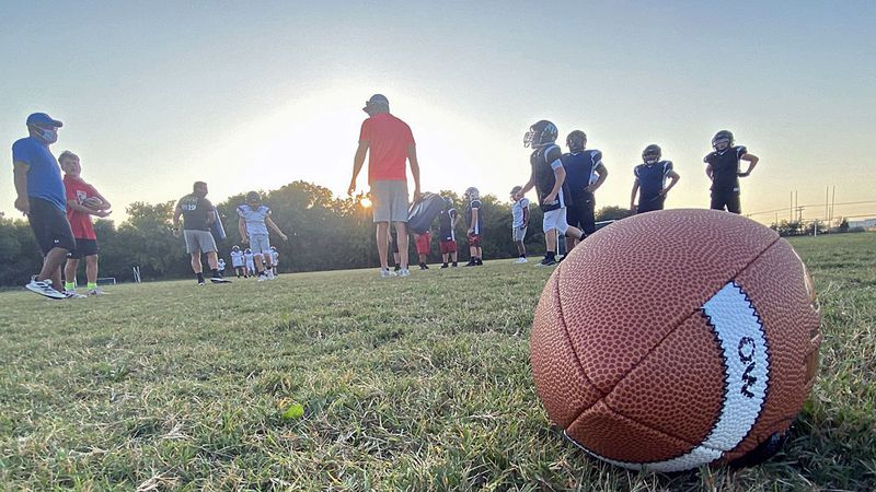 One Central Texas youth football league has a plan aimed at keeping its players on the field.