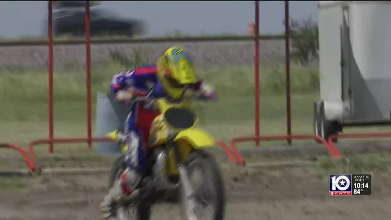 Local motorcycle club hosting regional event at historic track