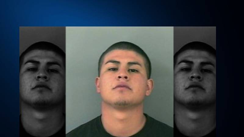 Alfredo Arellano Jr was arrested and charged on multiple charges.
