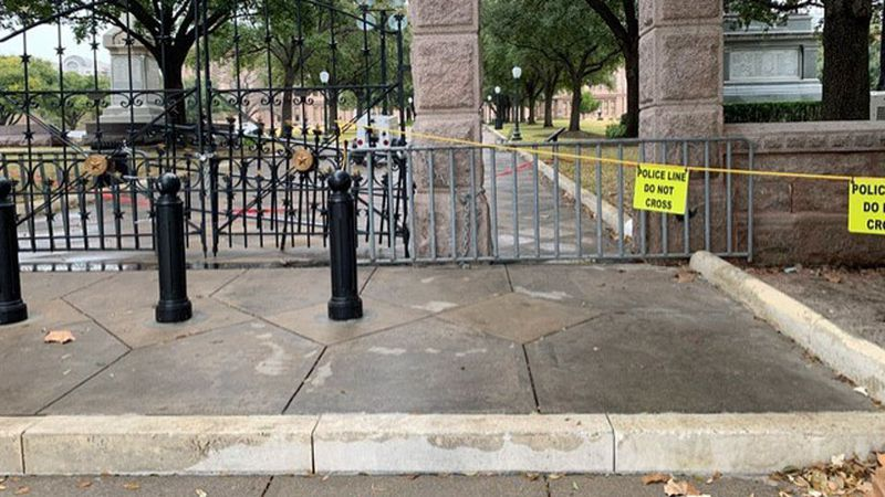 Police had been preparing for possible protests and demonstrations at the Texas Capitol, but...