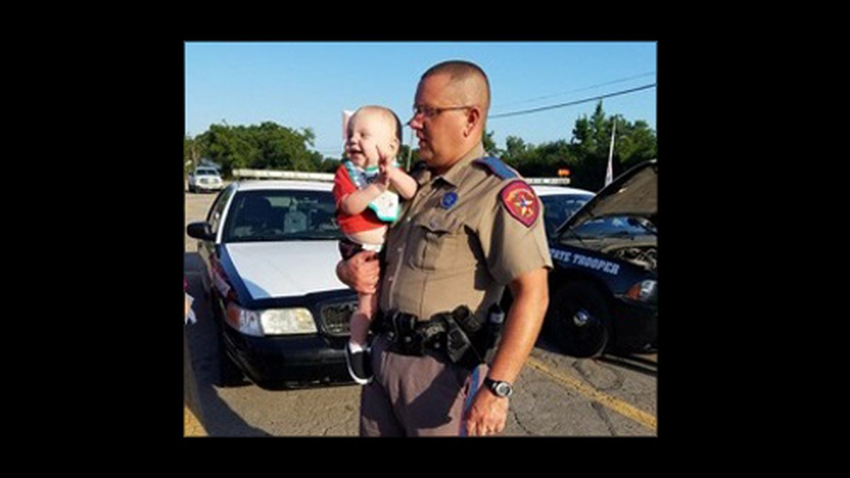 Department of Public Safety Trooper Damon Allen. (Courtesy photo/file)